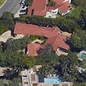 Ben Affleck & Jennifer Garner's House (former) (Google Maps)