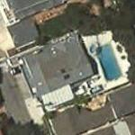 Rachel Hunter & Jarrett Stoll's House (Google Maps)