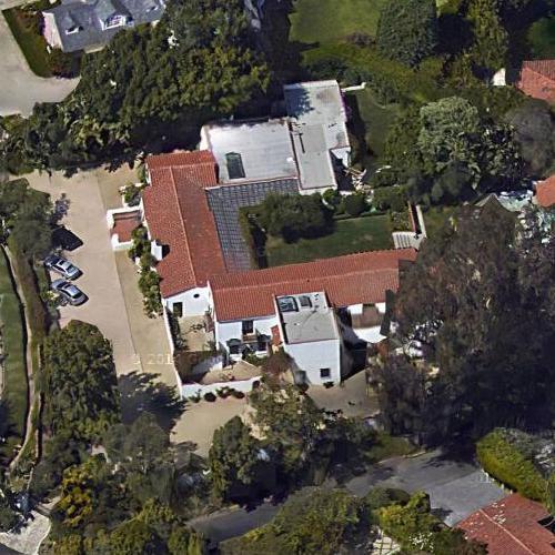 Diane Keaton's House (former) (Google Maps)