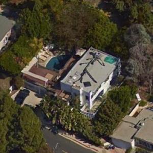 "Melanie ""Scary Spice"" Brown's House (former) (Google Maps)"