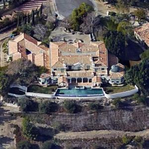 Graeme Revell's house (former) (Google Maps)