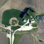 Field of Dreams (Google Maps)