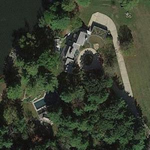 Meryl Streep's House (Google Maps)