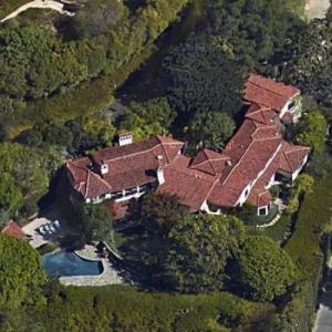 Meg Ryan's House (former) (Google Maps)