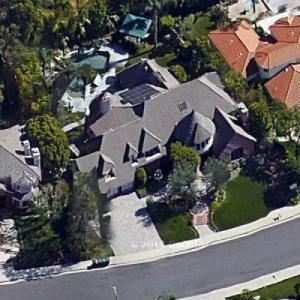 Wink Martindale's House (Google Maps)