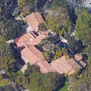 Joni Mitchell's House (Google Maps)