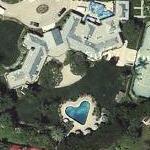 Casey Kasem's House (Google Maps)