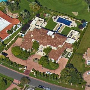 Glen Campbell's House (Google Maps)