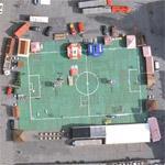 Soccer field (Google Maps)