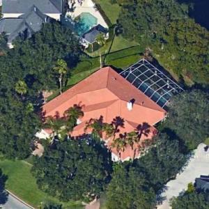 Derek Jeter's House (former) (Google Maps)