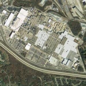 Ford Motor Plant (Google Maps)