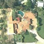 John Travolta & Kelly Preston's House (Google Maps)
