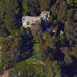 Harry Hamlin & Lisa Rinna's House (Google Maps)