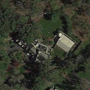 Steven Tyler's House (Google Maps)