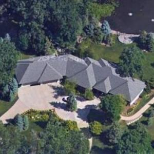 Larry Fitzgerald's House (Google Maps)