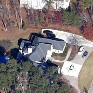 Jagged Edge's House (former) (Google Maps)