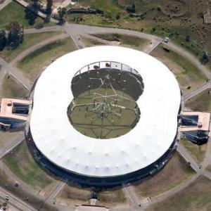 Estadio Ciudad de La Plata (Google Maps)