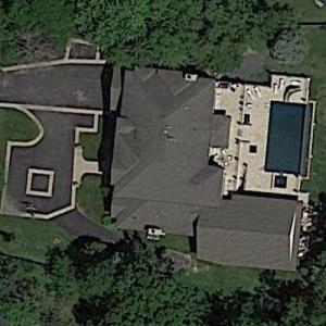 Scottie Pippen's House (Google Maps)