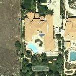 Jason Giambi's House (Google Maps)