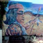 Indian Warrior (StreetView)