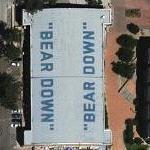 'Bear Down' (Google Maps)