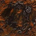 Mars on Earth - Haughton Crater (Google Maps)