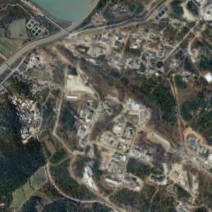 Iter - Cadarache (Google Maps)