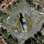 Puerta de Alcalá (Google Maps)
