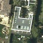 Leonardo DiCaprio's House (former) (Google Maps)