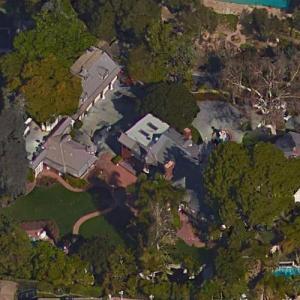 Jackson Family House (Google Maps)