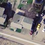Kecksburg Fire Department (UFO site) (Google Maps)