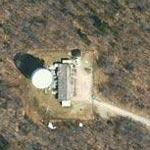 FAA Cummington Surveillance Radar Dome (Google Maps)