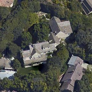 Tom Cruise & Nicole Kidman's House (former) (Google Maps)