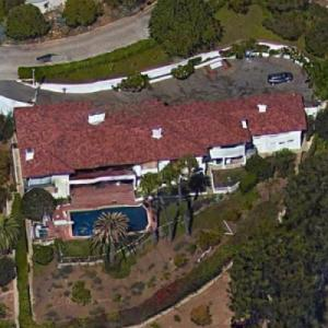 Penny Marshall's House (Deceased) (Google Maps)