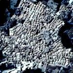 Oasis town Ghadames (Google Maps)