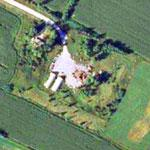 Abandoned Missile Silo, Swanton, VT (Google Maps)
