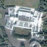 Bangabhaban (Google Maps)