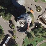 """Bunker """"Pragbunker"""" Stuttgart-Feuerbach (Google Maps)"""