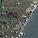 Cariló - Valeria del mar - Ostende - Pinamar (Google Maps)