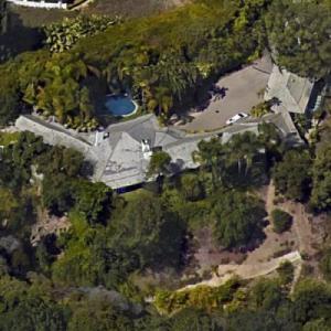 Cheryl Tiegs' House (Google Maps)