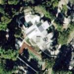 Lily Tomlin's House (Google Maps)