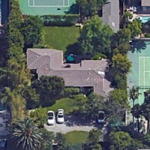 Dick Van Patten's House (Google Maps)