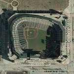 Rangers Ballpark in Arlington (Google Maps)