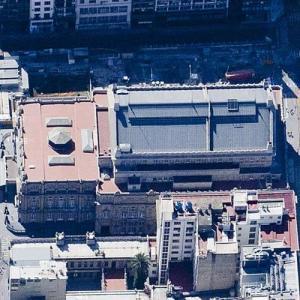 Teatro Colón (Google Maps)