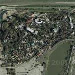 Six Flags Over Texas (Google Maps)