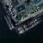 5 Velarde class small corvettes & 4 Lupo class light frigates (Google Maps)