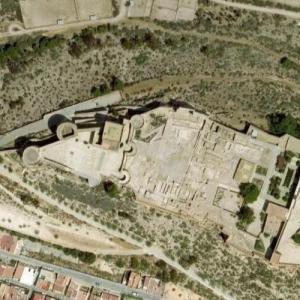 La Alcazaba (Google Maps)