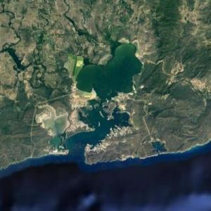 Guantanamo Bay (Google Maps)