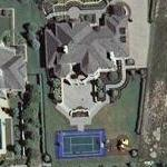 Nicklas Lidstrom's House (Google Maps)