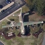 Last C-130 out of Vietnam (Google Maps)